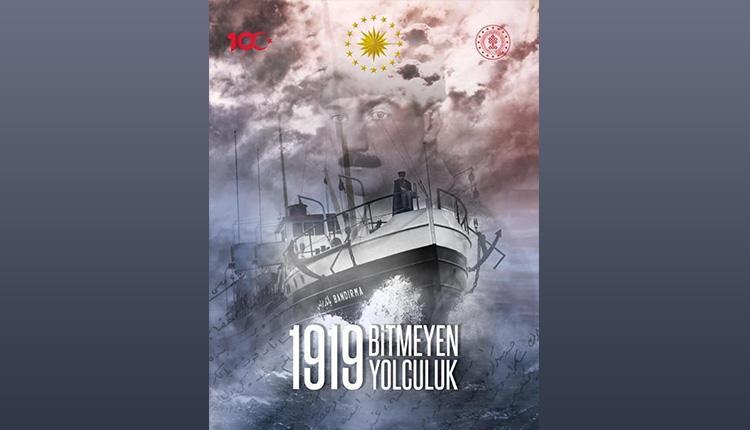 """""""1919 Bitmeyen Yolculuk"""" 19 Mayıs'ta Samsun'da sahnelenecek"""