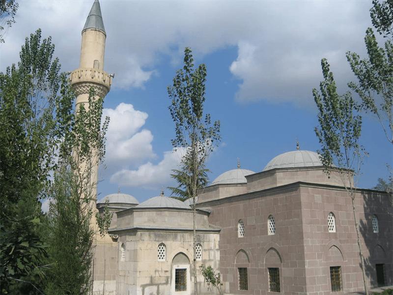 Belediye Evleri Mahallesi Cami