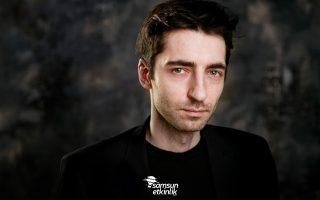 Evgeny Grinko 10 Ekim'de Büyükşehir Belediyesi Sanat Merkezi'nde