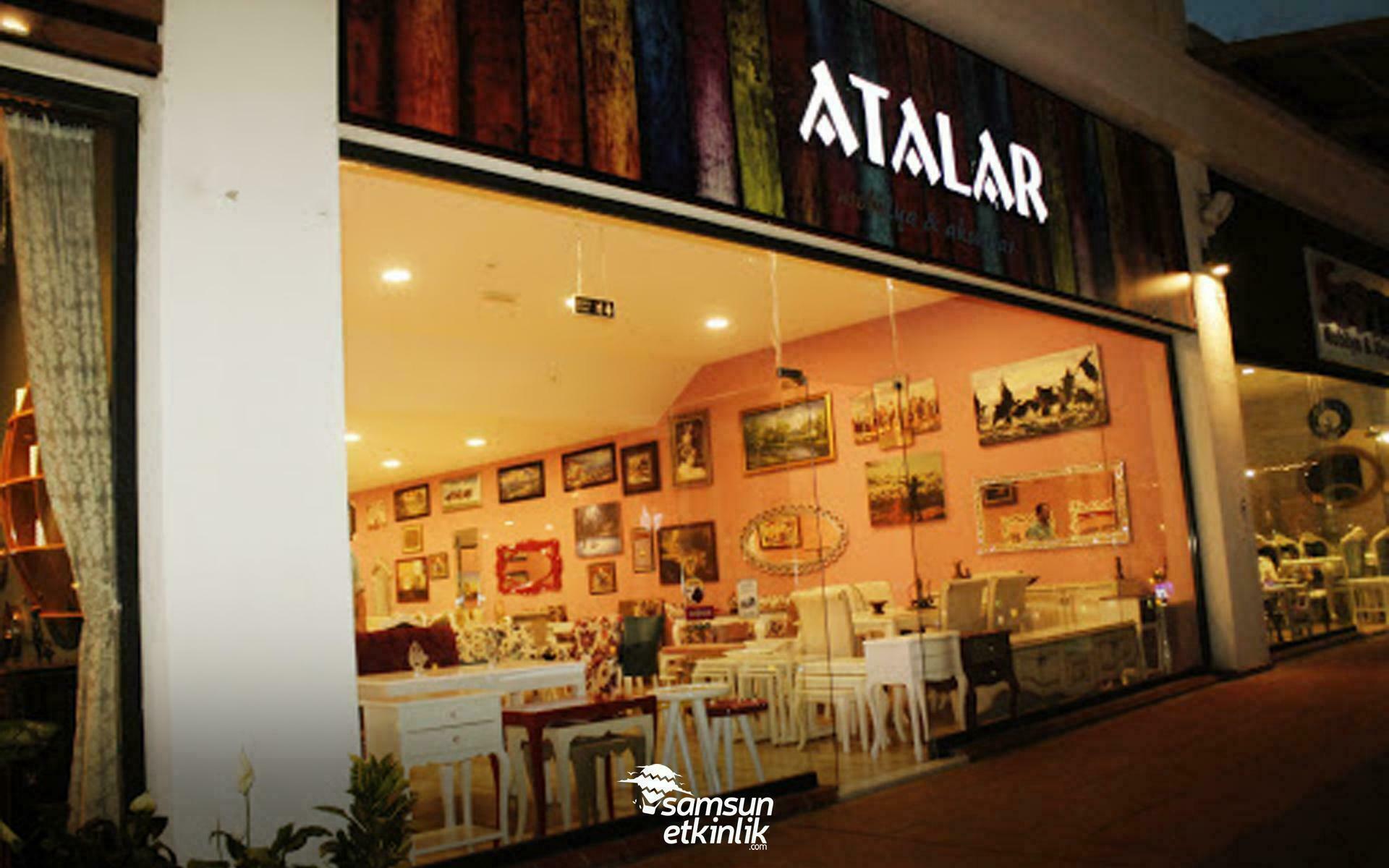 Piazza AVM Atalar