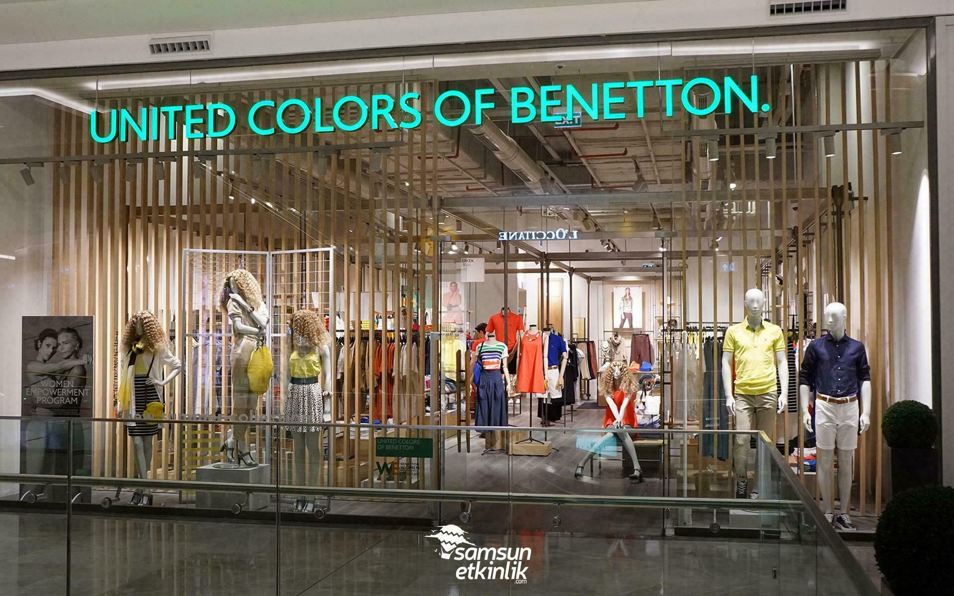 Piazza AVM Benetton