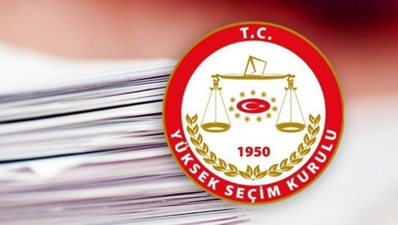 Tekkeköy İlçe Seçim Kurulu Başkanlığı