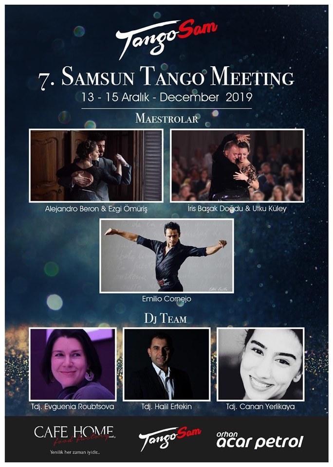 7. Samsun Tango Meeting