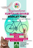 Sokak Hayvanlarının Kurtuluş Savaşı Bisiklet Turu