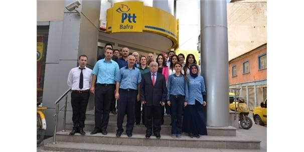 Bafra PTT Şubesi