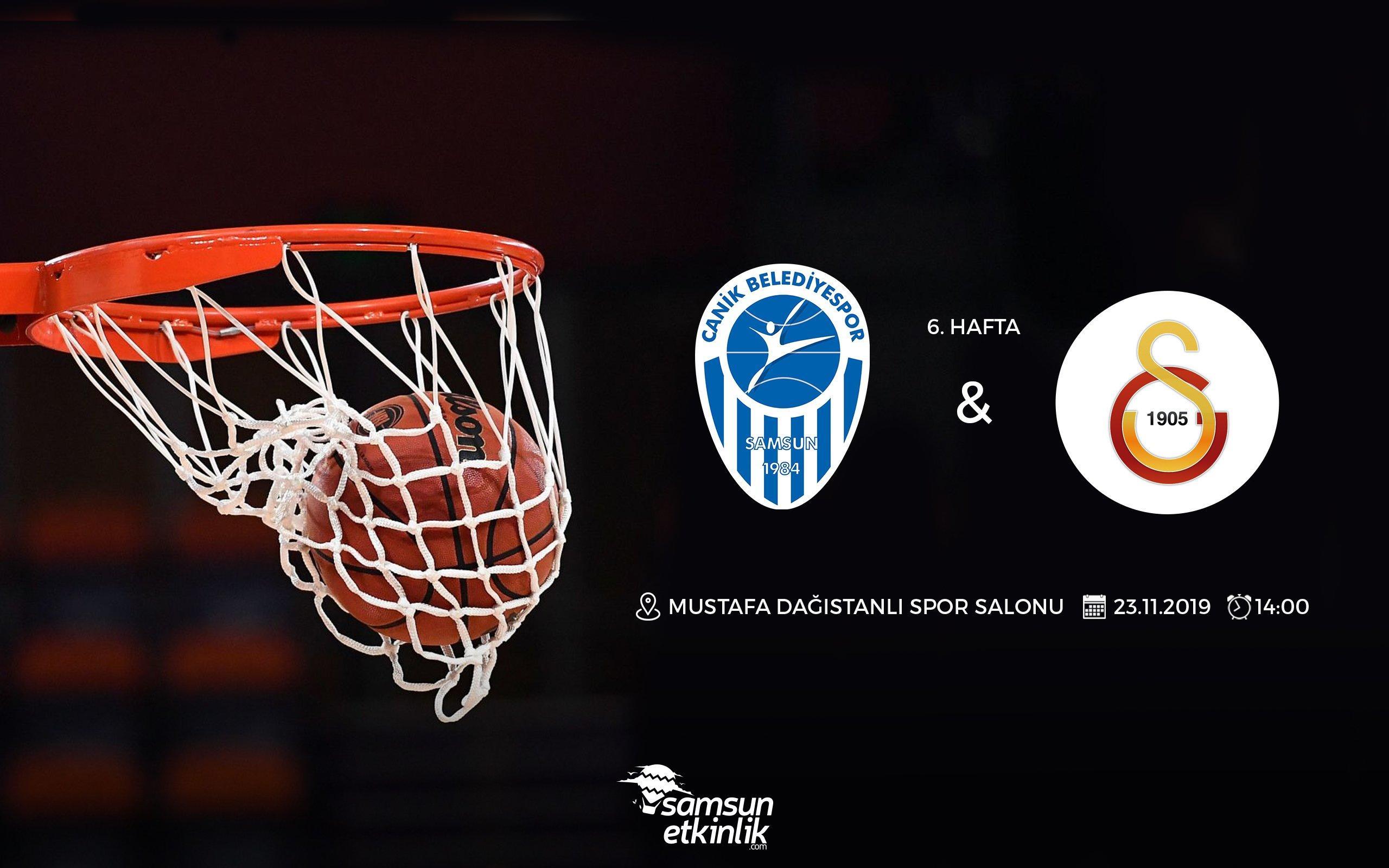 Canik Belediyespor - Galatasaray
