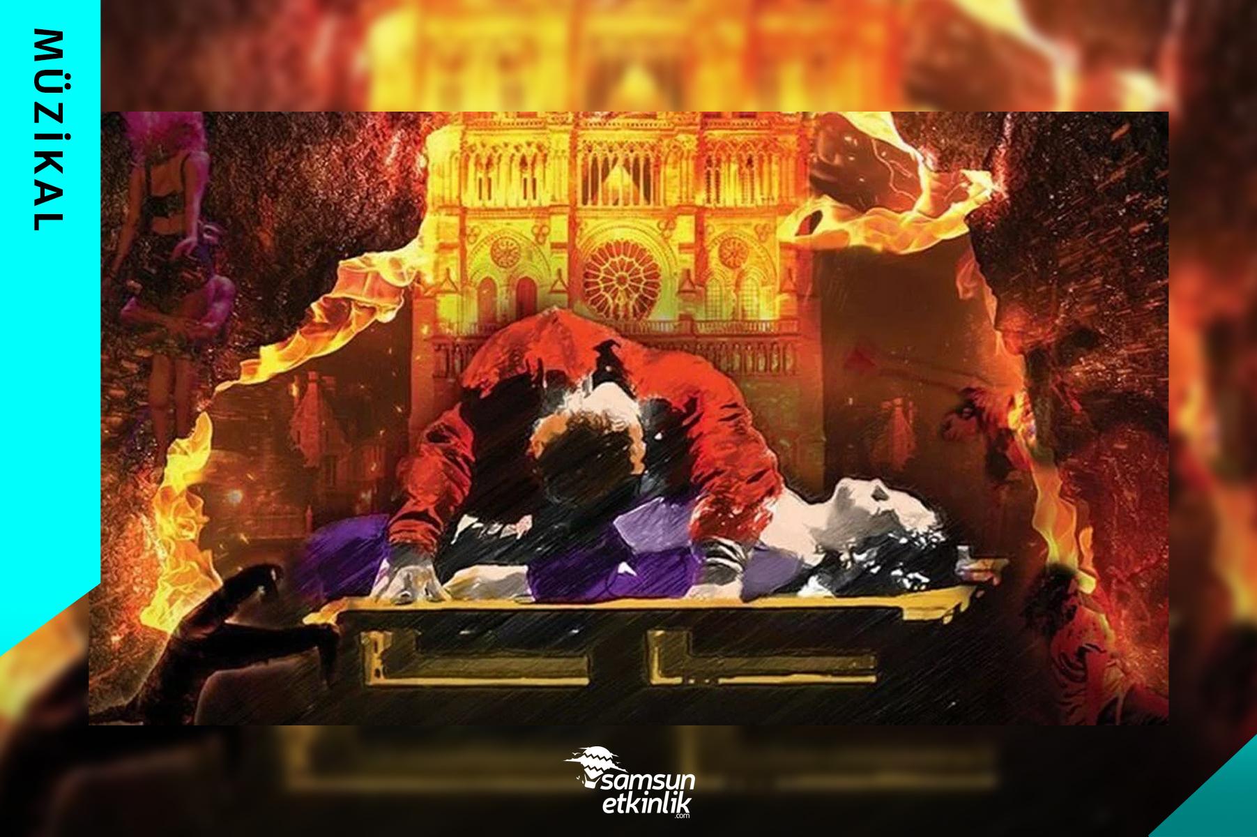 Notre Dame'in Kamburu Müzikali