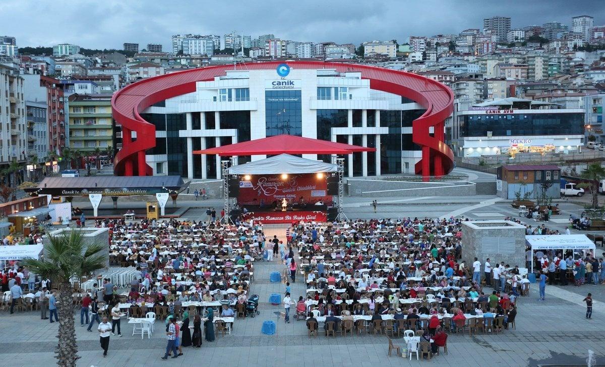 Samsun Canik Belediyesi