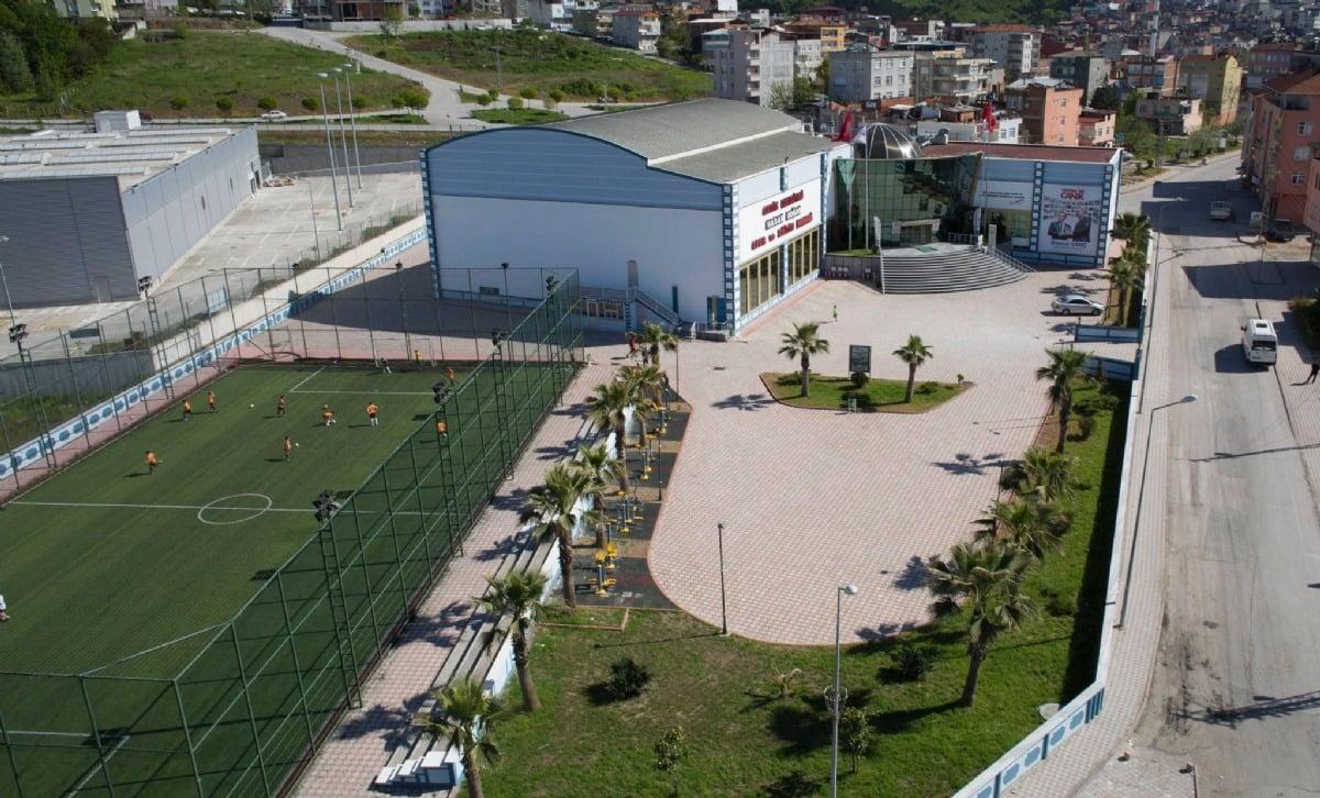 Samsun Hasan Doğan Spor ve Eğitim Merkezi