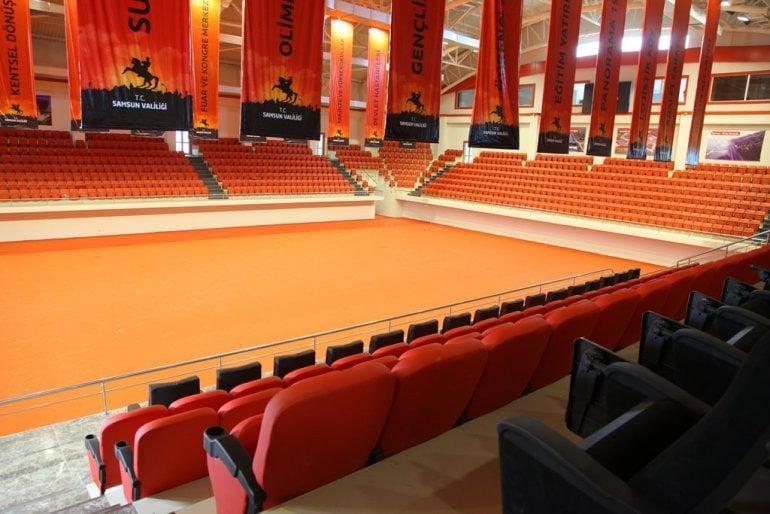 Samsun Mustafa Dağıstanlı Spor Salonu