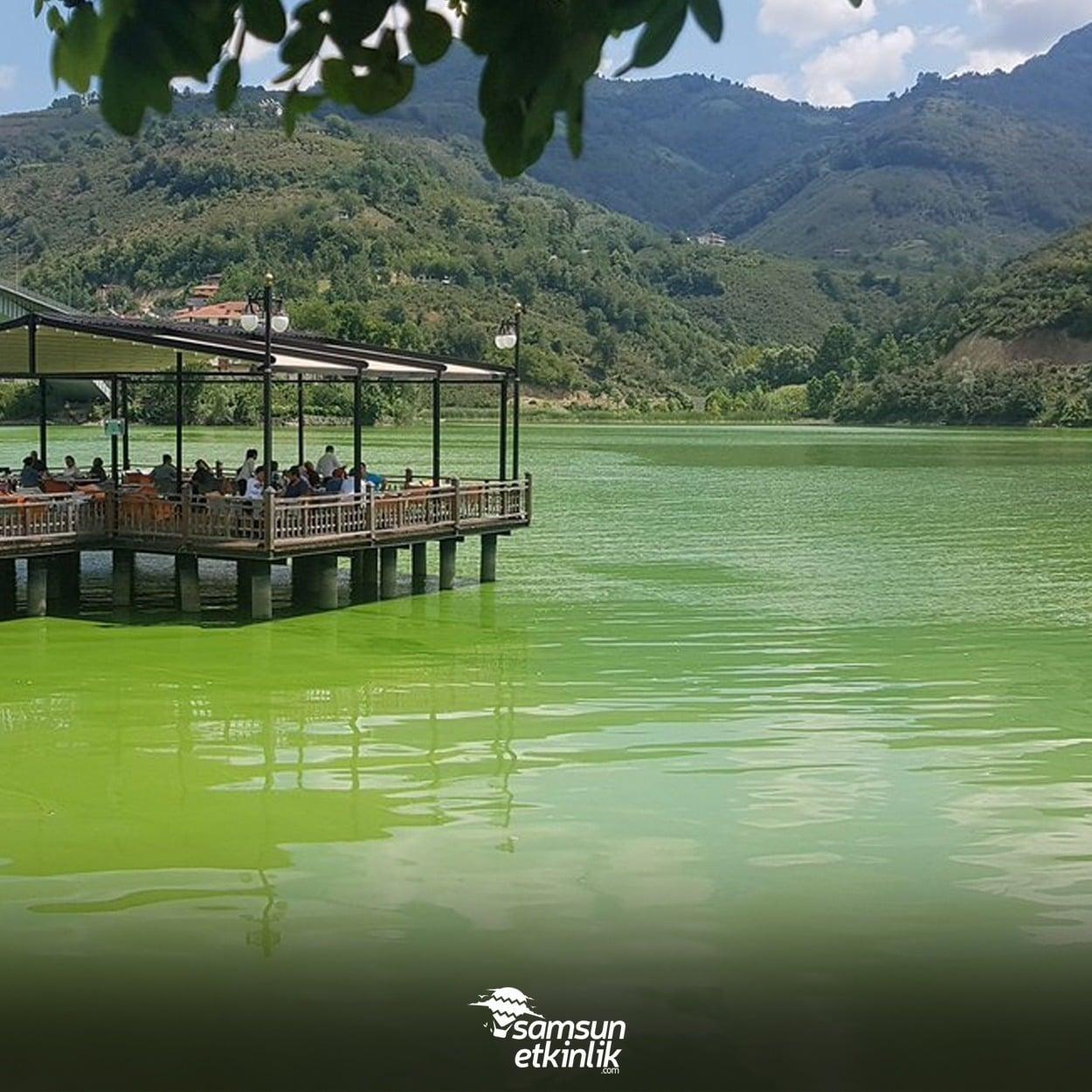 Suat Uğurlu Barajı