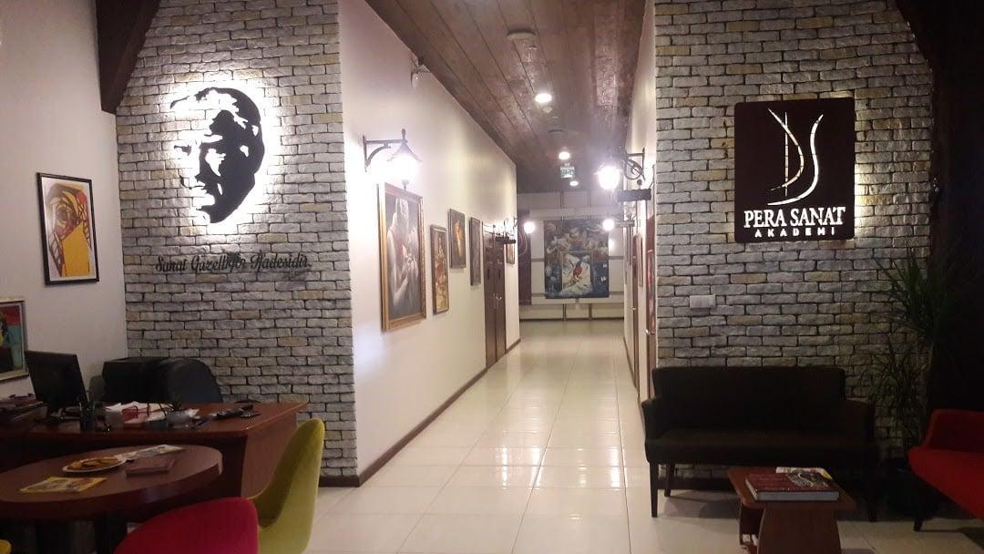 Bulvar AVM Pera Sanat Akademi