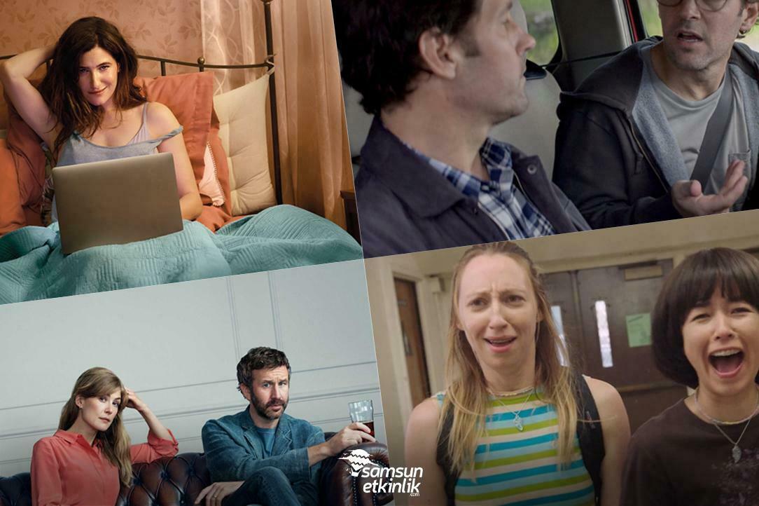 2019'da Çıkmış En İyi 5 Komedi Dizisi!