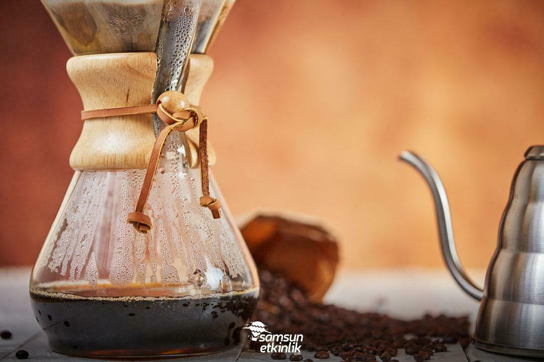 Samsun'da 3. Nesil Kahve Yapan Mekanlar