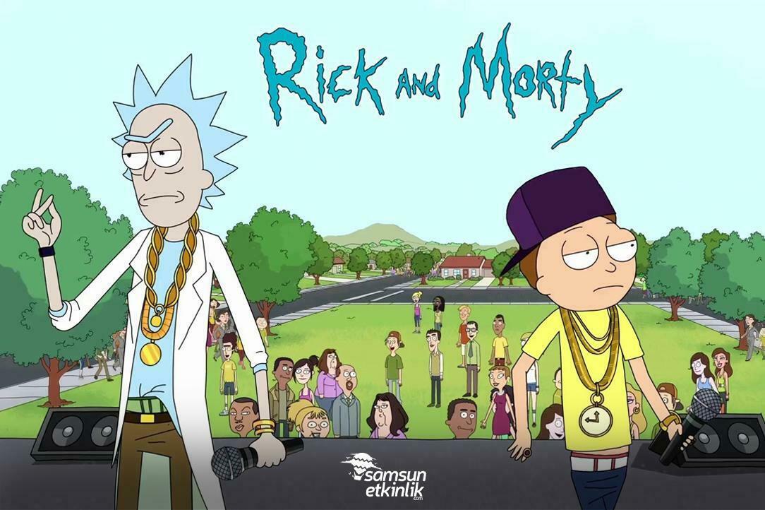 Dünya Yok Olurken Kesinlikle İzlemeniz Gereken Bir Dizi: Rick and Morty