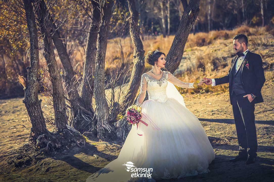 Samsun'da Düğün Fotoğrafı Çekilecek Yerler