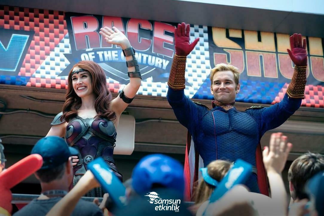 Bildiğiniz Tüm Süper Kahraman Dizilerini Unutun: The Boys!