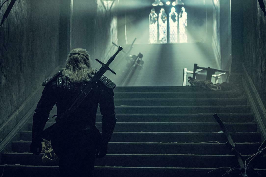 Bir Solukta İzleyebileceğiniz Bir Dizi: The Witcher