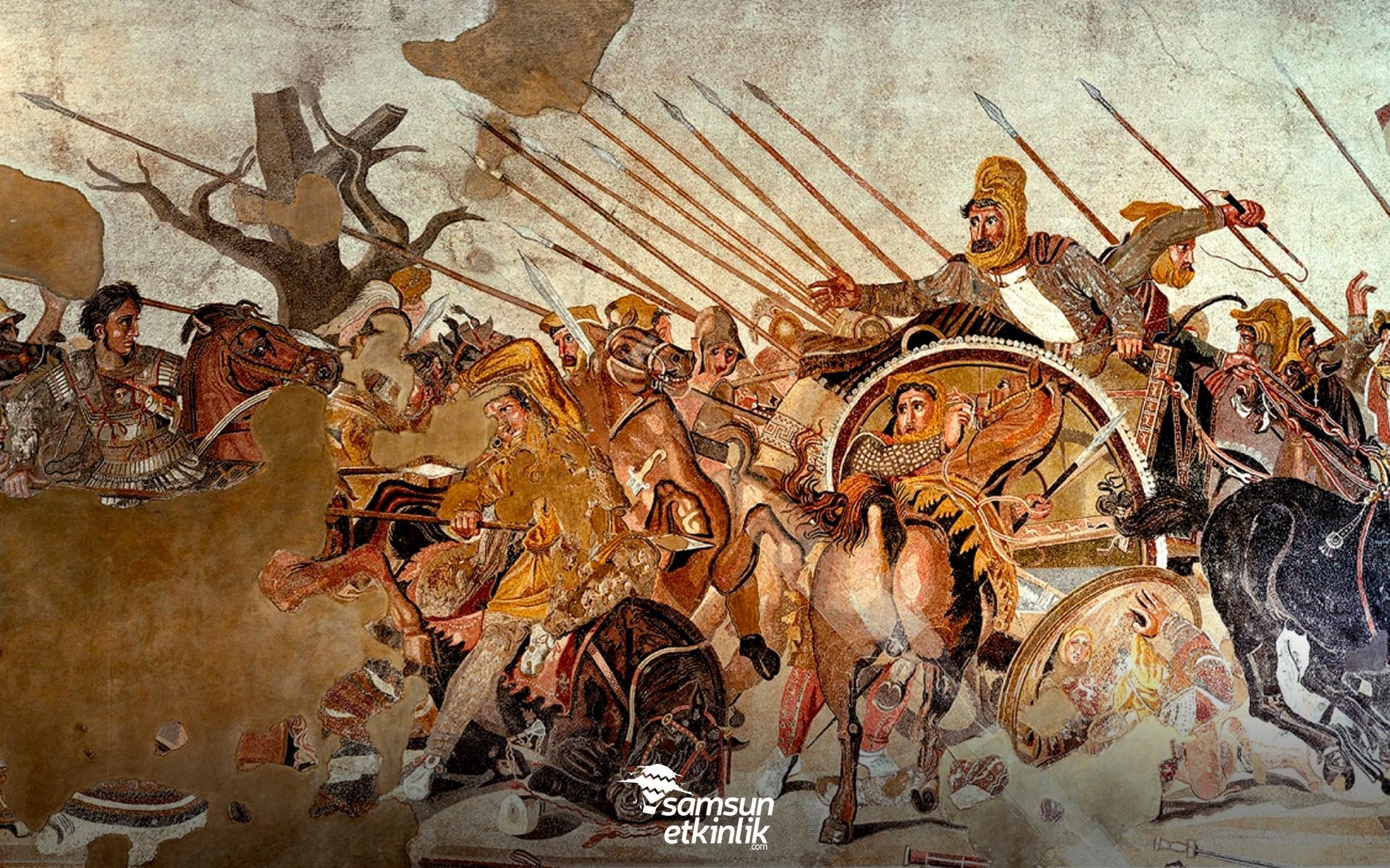 Dünyanın İlk Fatihi Büyük İskender'in Yaşamını Merak Edenlere!