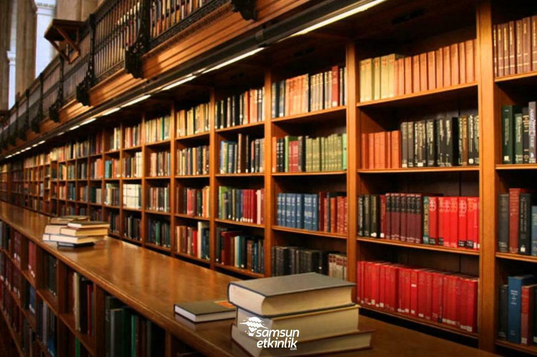 Samsun'da Ders Çalışıp, Araştırma Yapabileceğiniz Kütüphaneler!