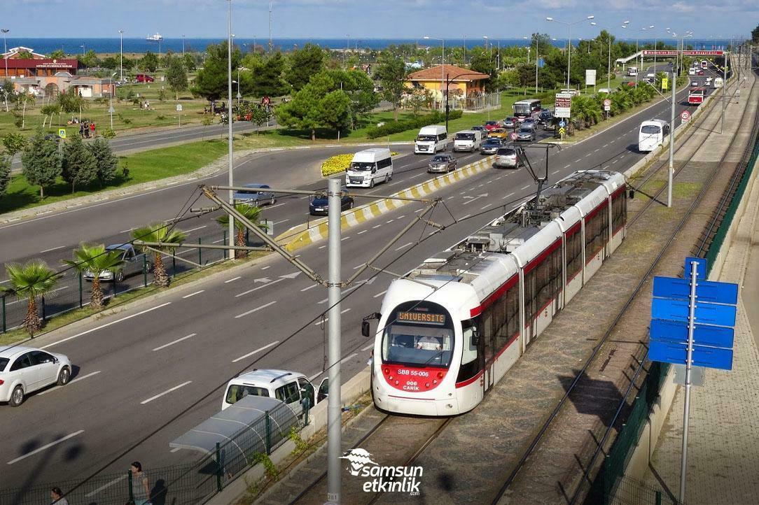 Samsun'da Kullanabileceğiniz Toplu Ulaşım Araçları