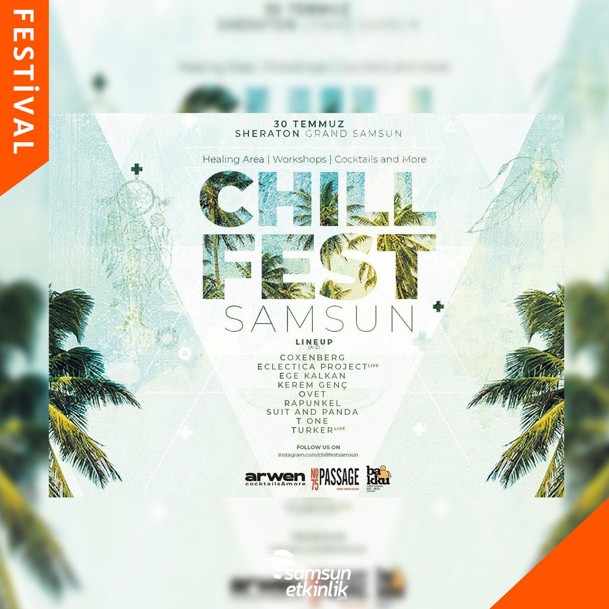Chill Fest Samsun