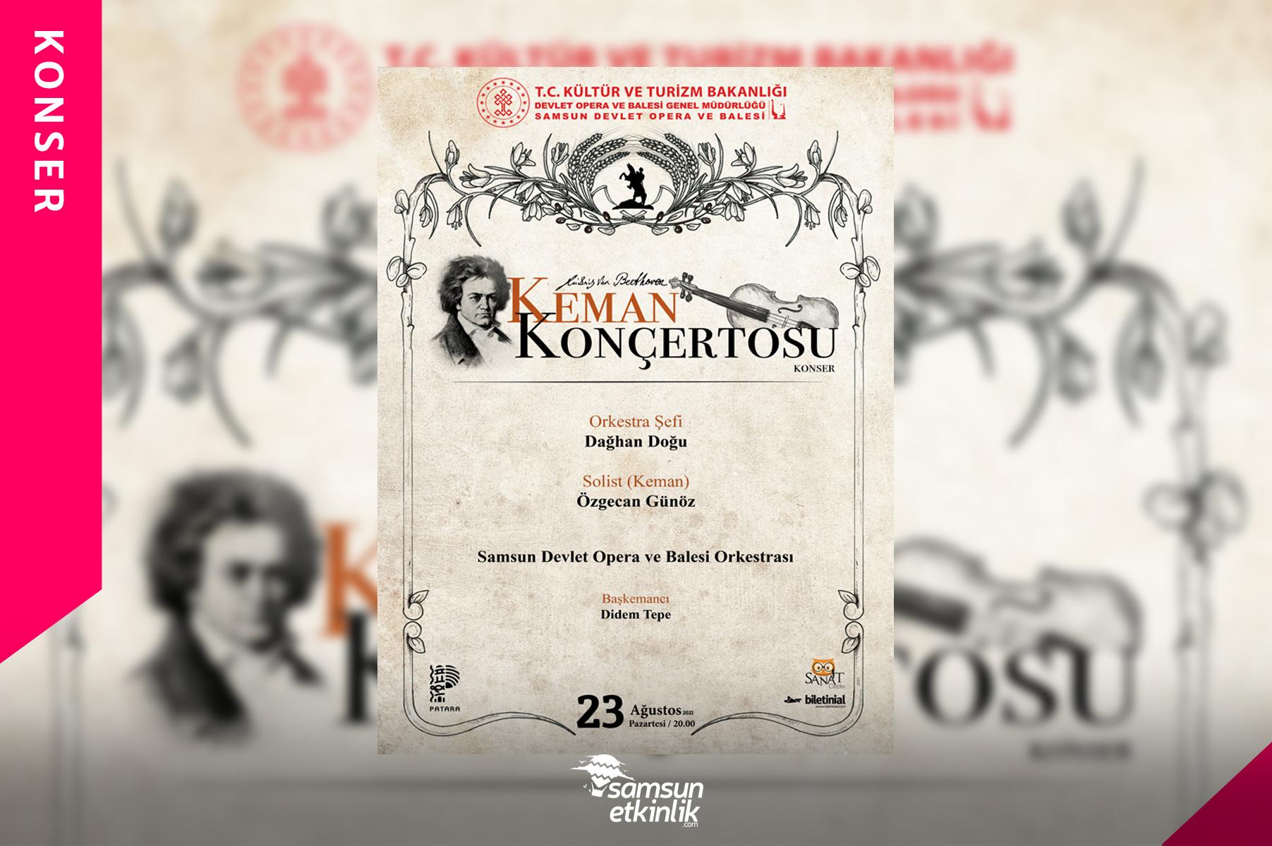 Beethoven Keman Konçertosu