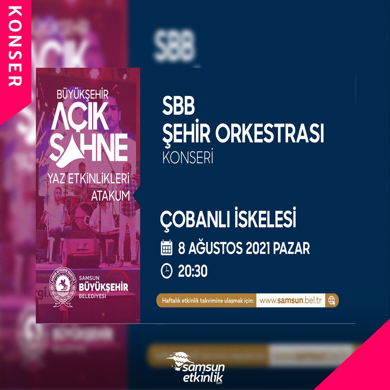 SBB Şehir Orkestrası Konseri
